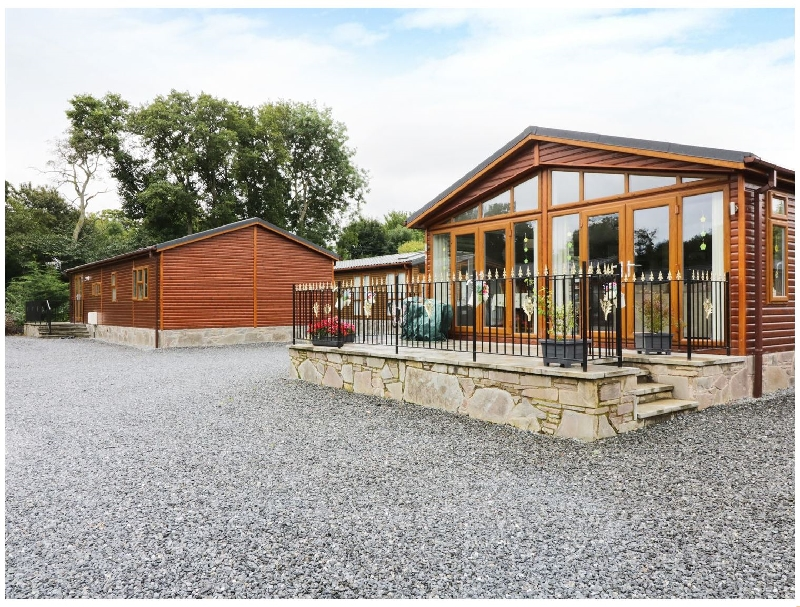 Grand Eagles Luxury Lodge Park a british holiday cottage for 5 in ,