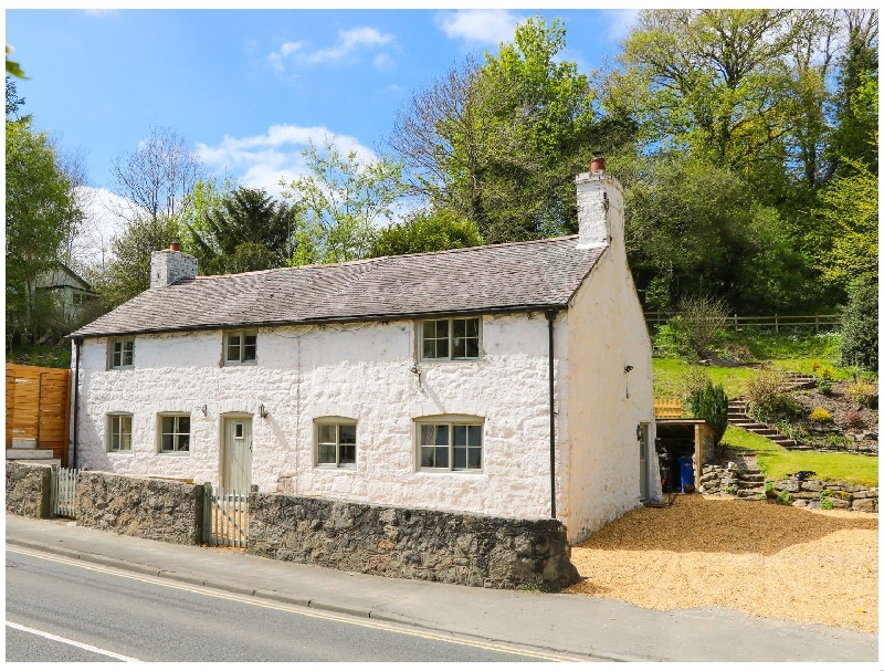 Mill Cottage a british holiday cottage for 6 in ,