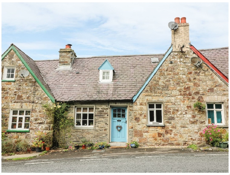 Gerlan a british holiday cottage for 3 in ,