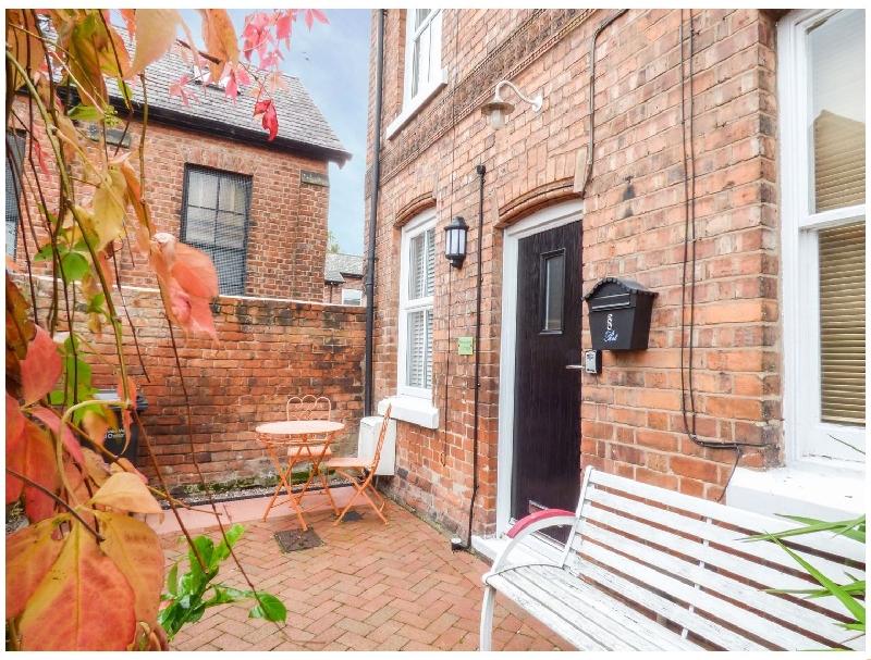 Brickworks Cottage a british holiday cottage for 2 in ,