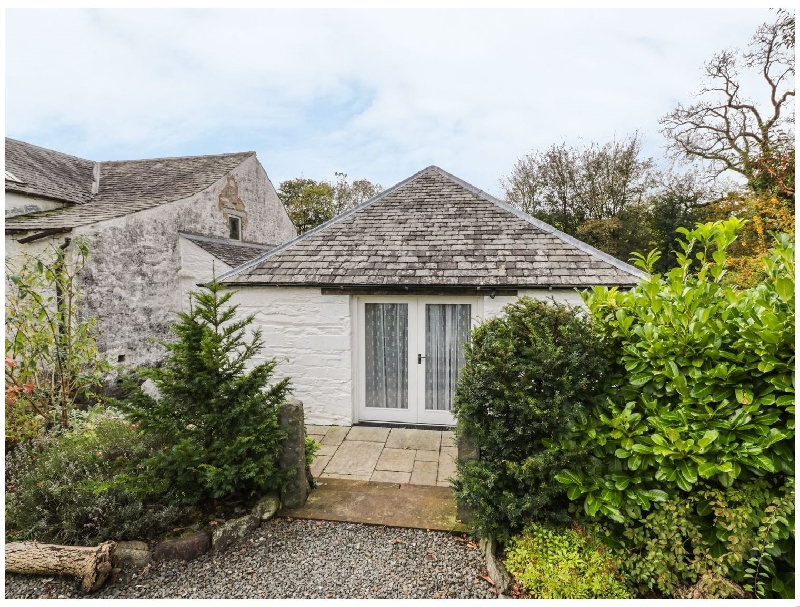 Old Sawmill Cottage a british holiday cottage for 2 in ,