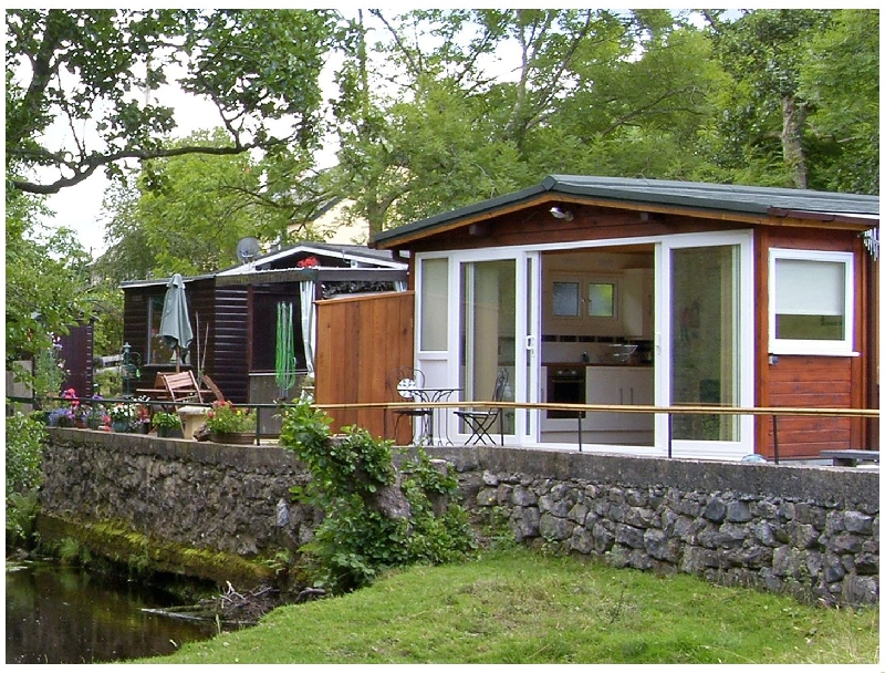 Rivers Nest Holiday Lodges in Gwynedd