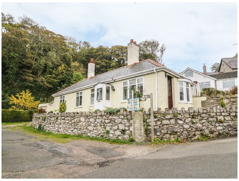 Llidiart Cerrig a british holiday cottage for 2 in ,
