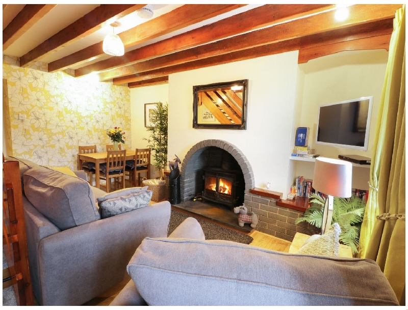Llety a british holiday cottage for 4 in ,