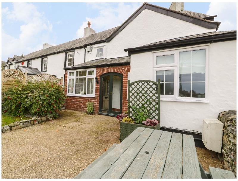 Bwthyn Gwyn a british holiday cottage for 4 in ,