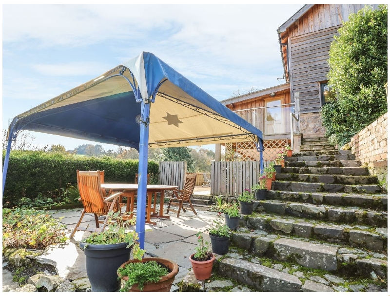 Gatehouse Studio a british holiday cottage for 2 in ,