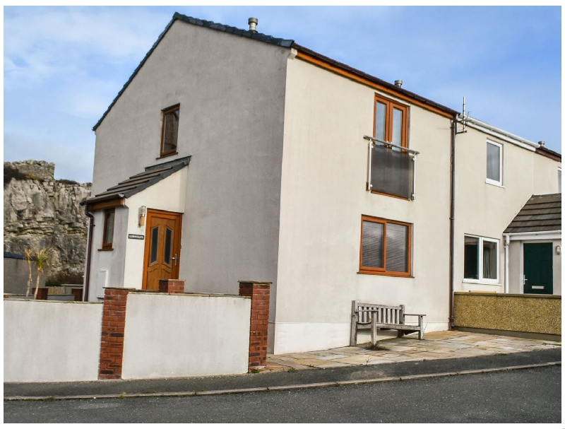 11 Anglesey Road a british holiday cottage for 6 in ,