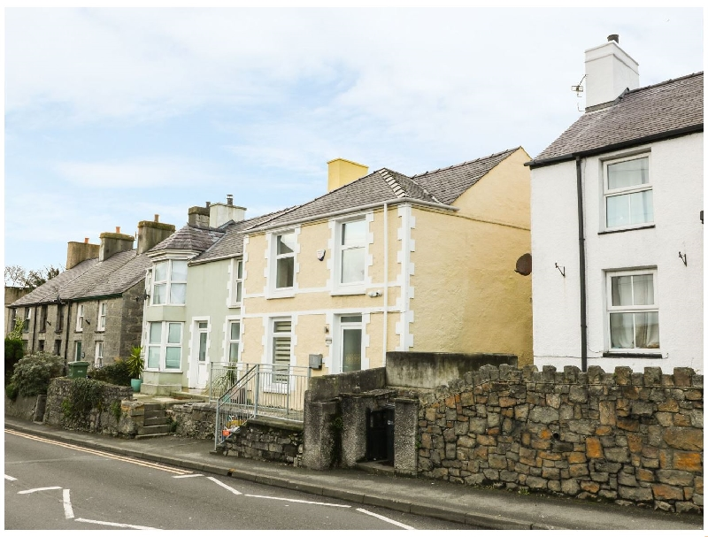 Yr Hen Fanc a british holiday cottage for 6 in ,
