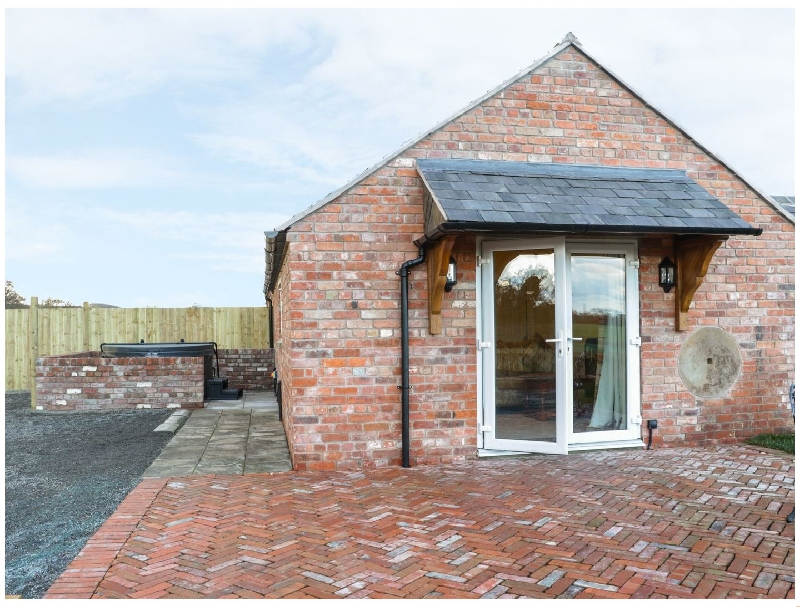 Millstone Cottage a british holiday cottage for 4 in ,