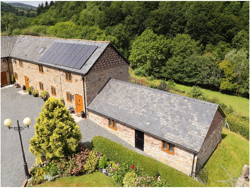 Little Cow House a british holiday cottage for 6 in ,