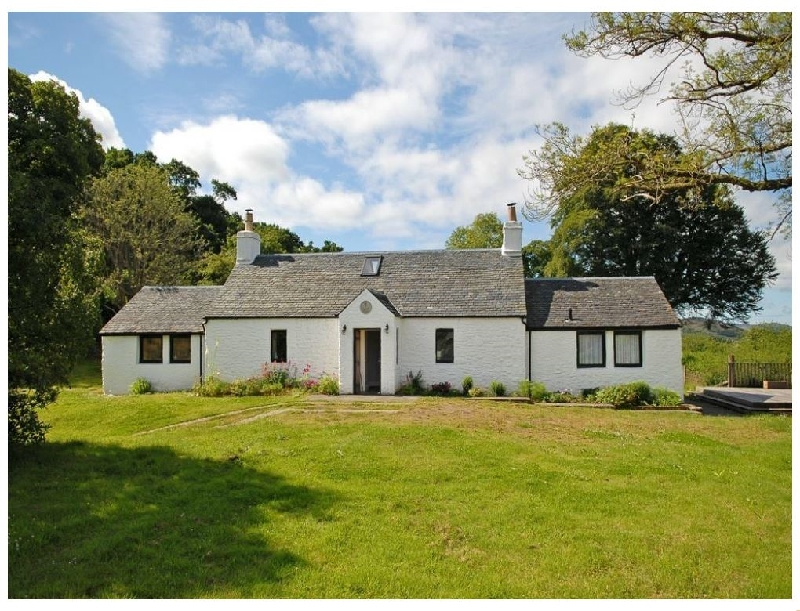 Lilybank Cottage a british holiday cottage for 6 in ,