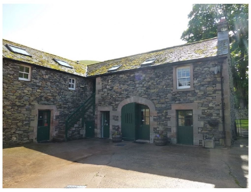 Click here for more about Granary Cottage