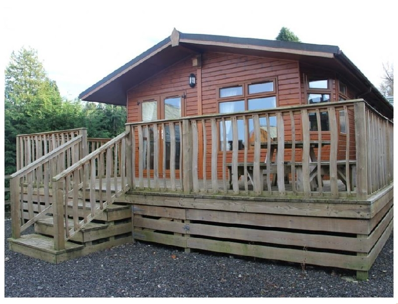 Park Lodge a british holiday cottage for 6 in ,