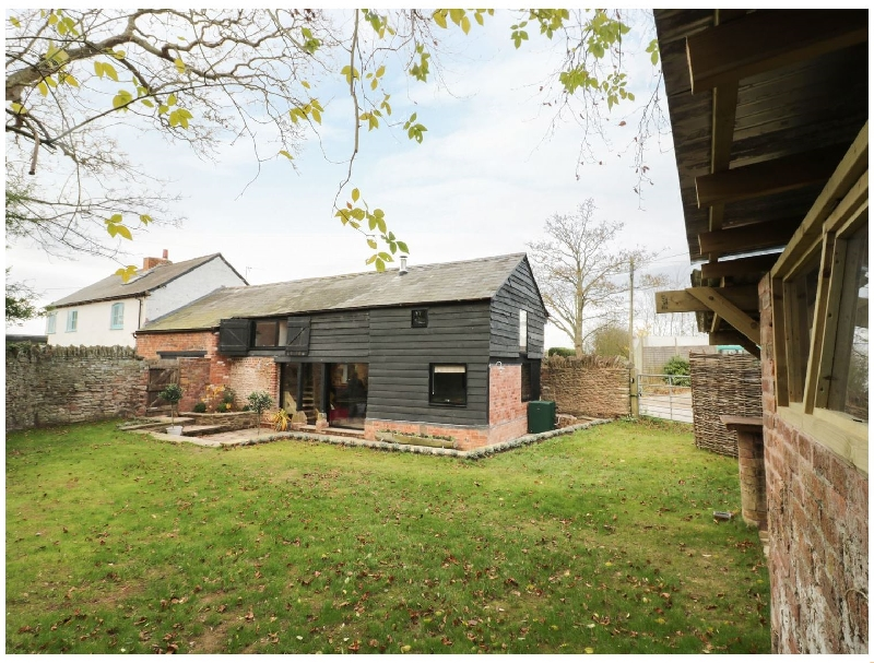 The Hayloft a british holiday cottage for 6 in ,