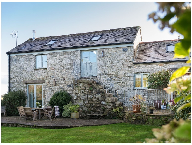 The Barn at Little Resugga a british holiday cottage for 4 in ,