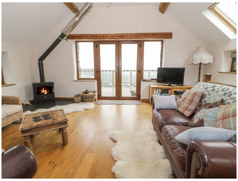 Y Daflod a british holiday cottage for 4 in ,