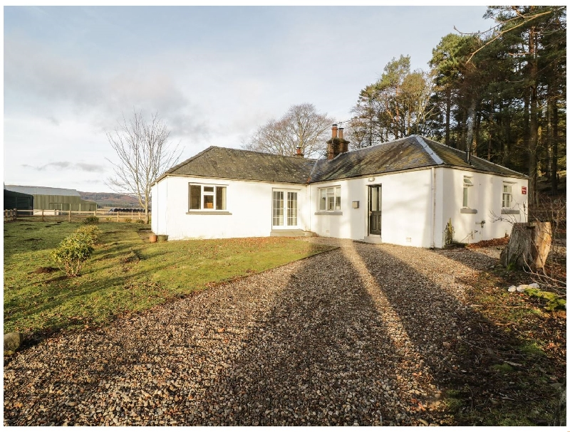 White Hillocks Cottage a british holiday cottage for 5 in ,