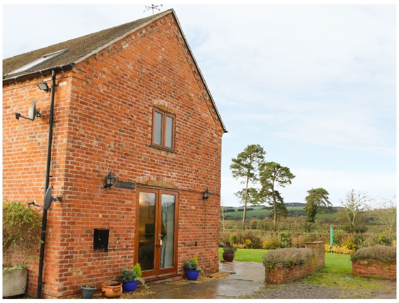 Ryelands Cottage a british holiday cottage for 4 in ,