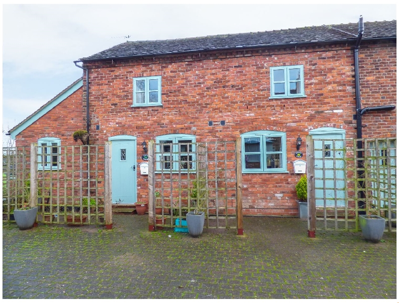 Primrose Cottage a british holiday cottage for 4 in ,