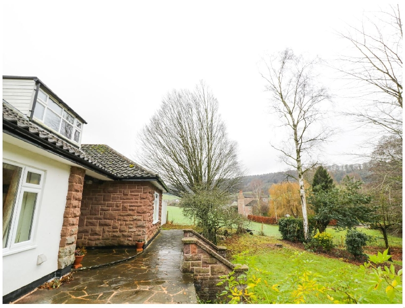 Jacobs Orchard a british holiday cottage for 6 in ,