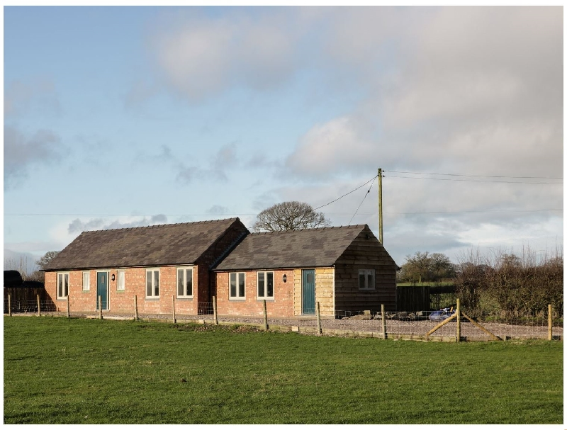 Swallow Barn a british holiday cottage for 4 in ,