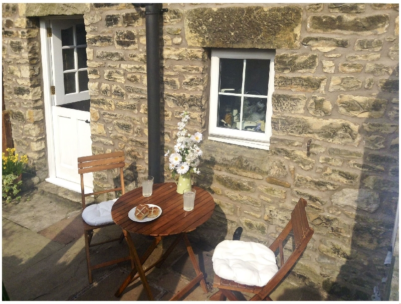 Cobble Cottage a british holiday cottage for 3 in ,
