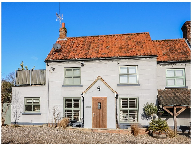 Jo's Place a british holiday cottage for 2 in ,
