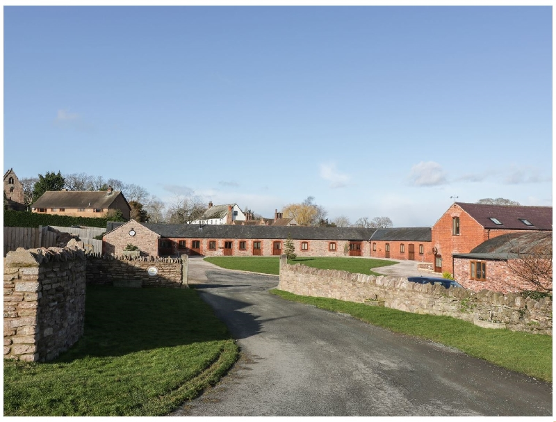 The Bull Barn a british holiday cottage for 6 in ,