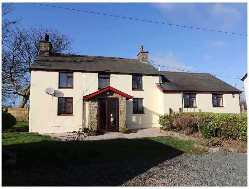 Penrhos a british holiday cottage for 2 in ,