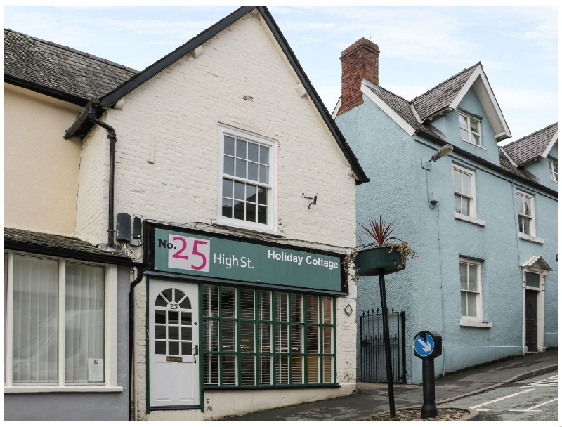 25 High Street a british holiday cottage for 2 in ,