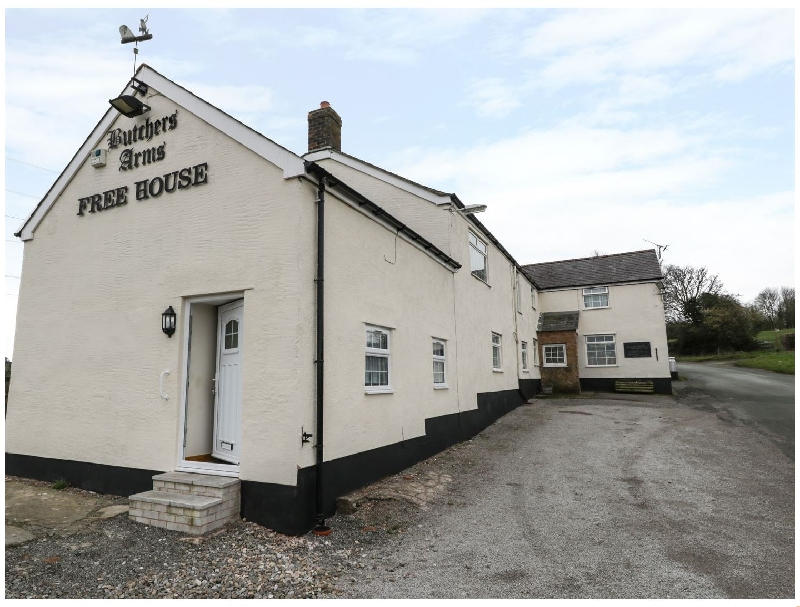 Butchers Arms Cottage a british holiday cottage for 3 in ,