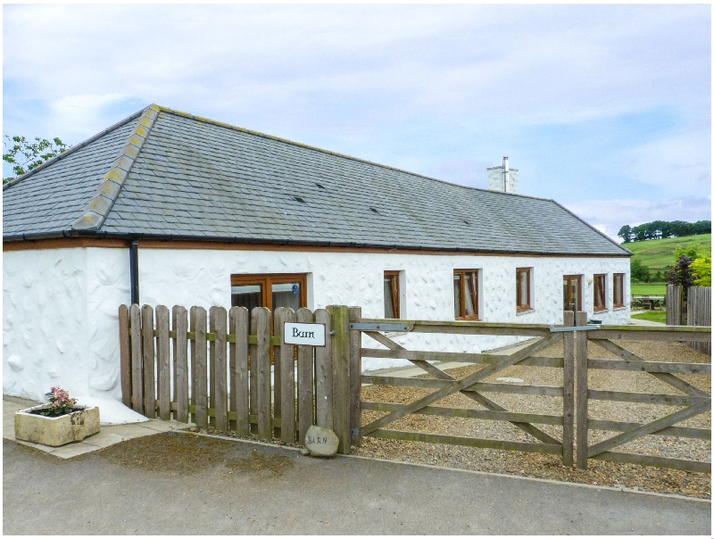 Drumfad Barn a british holiday cottage for 5 in ,