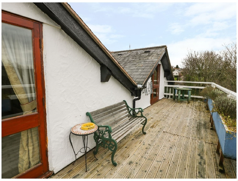 Hillfort a british holiday cottage for 5 in ,