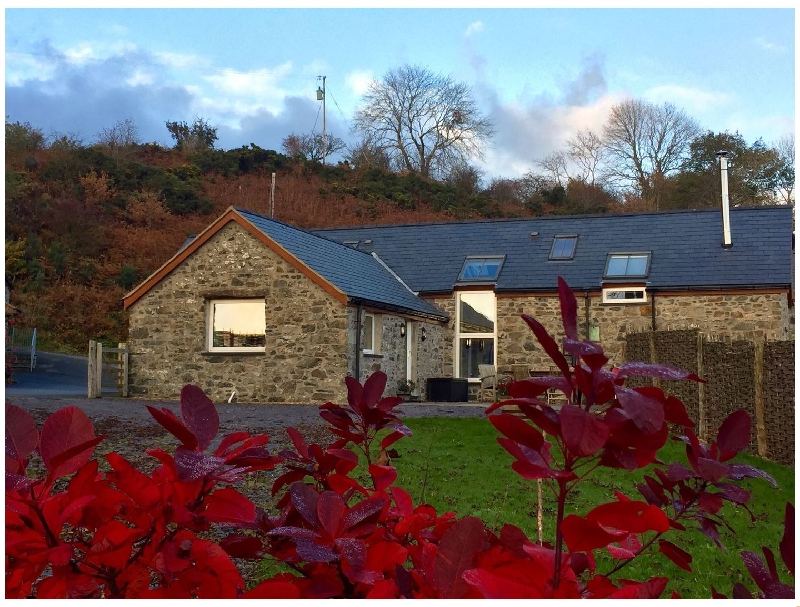 Bryn Eithin a british holiday cottage for 6 in ,