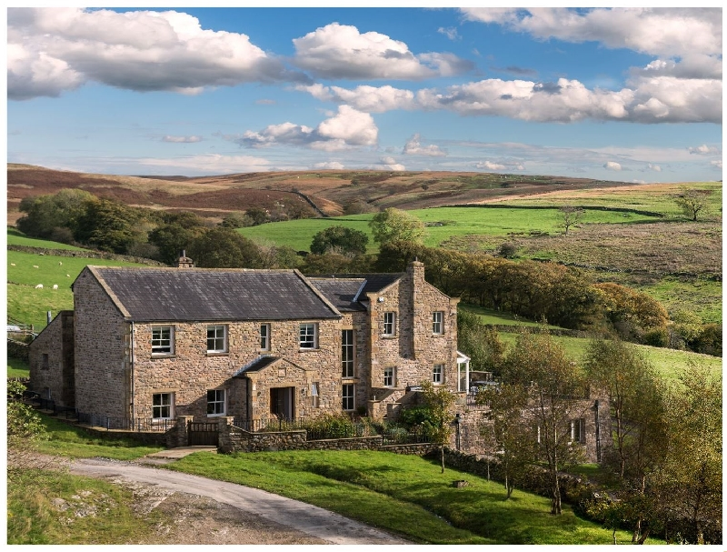 Click here for more about High Fellside Hall