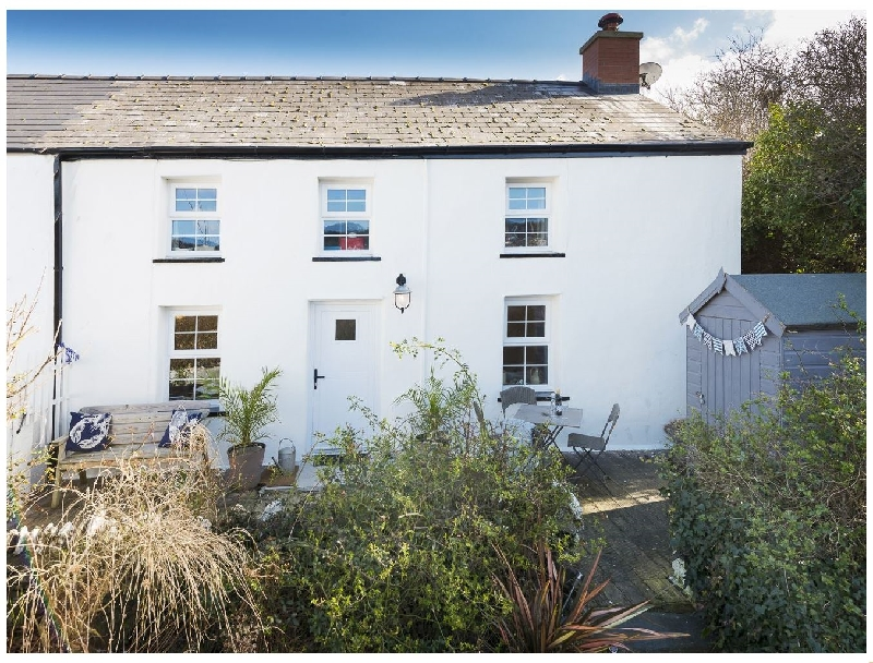Fern Cottage a british holiday cottage for 6 in ,