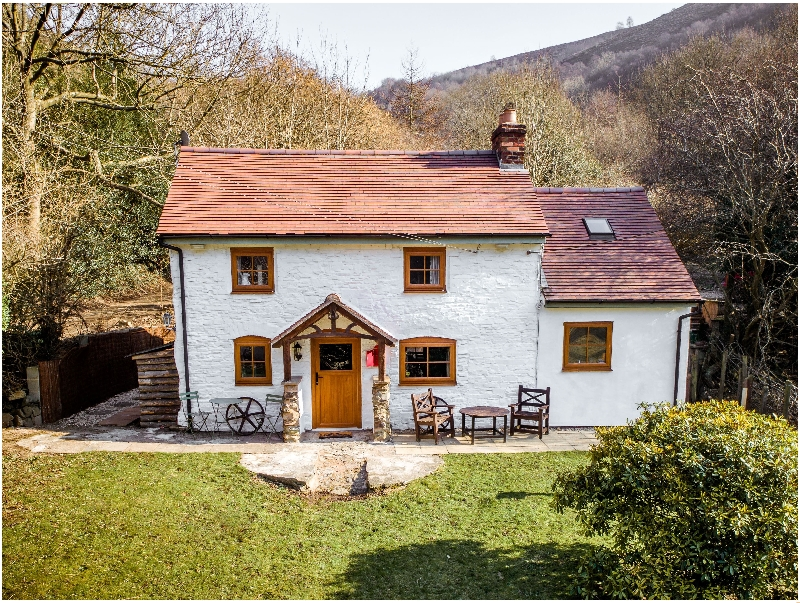 The Wilderness a british holiday cottage for 5 in ,