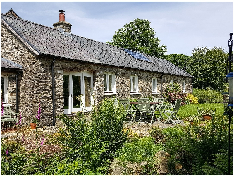 Cwt Mochyn a british holiday cottage for 6 in ,