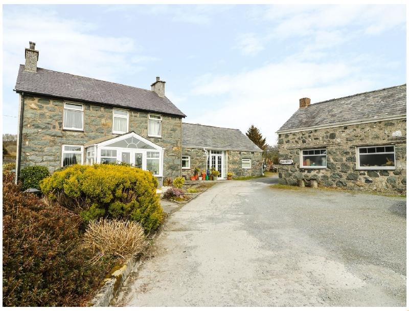Bwthyn Ael Y Bryn a british holiday cottage for 4 in ,