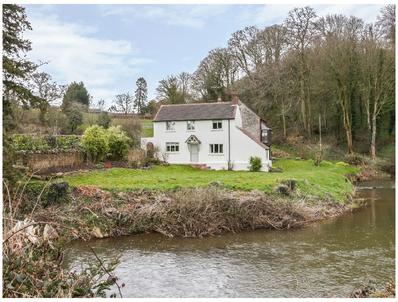Prescott Mill Cottage a british holiday cottage for 6 in ,