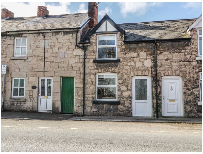 27 Borthyn a british holiday cottage for 3 in ,