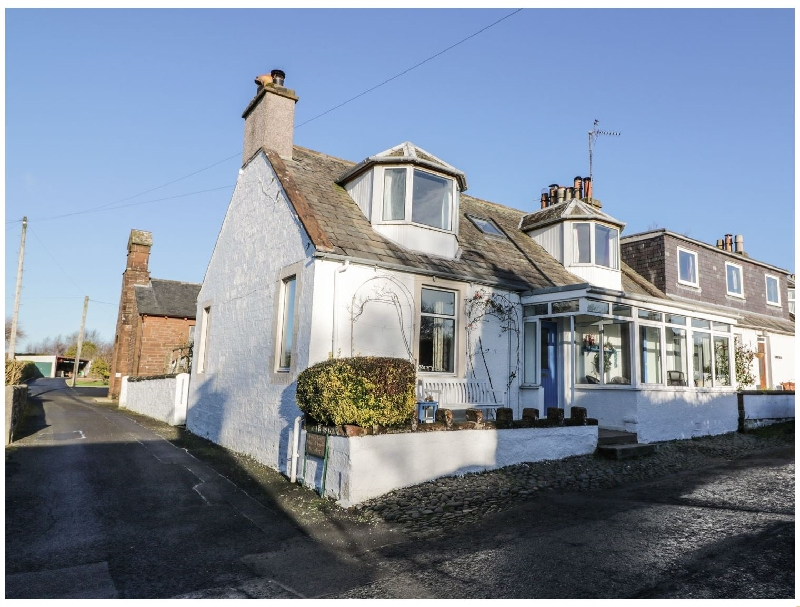 Rowan Cottage a british holiday cottage for 6 in ,
