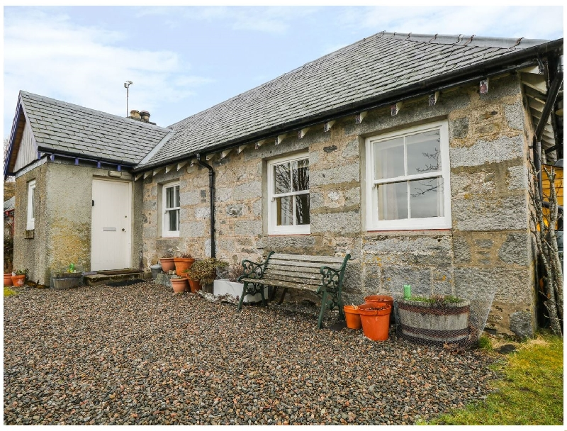Tigh Beag a british holiday cottage for 3 in ,