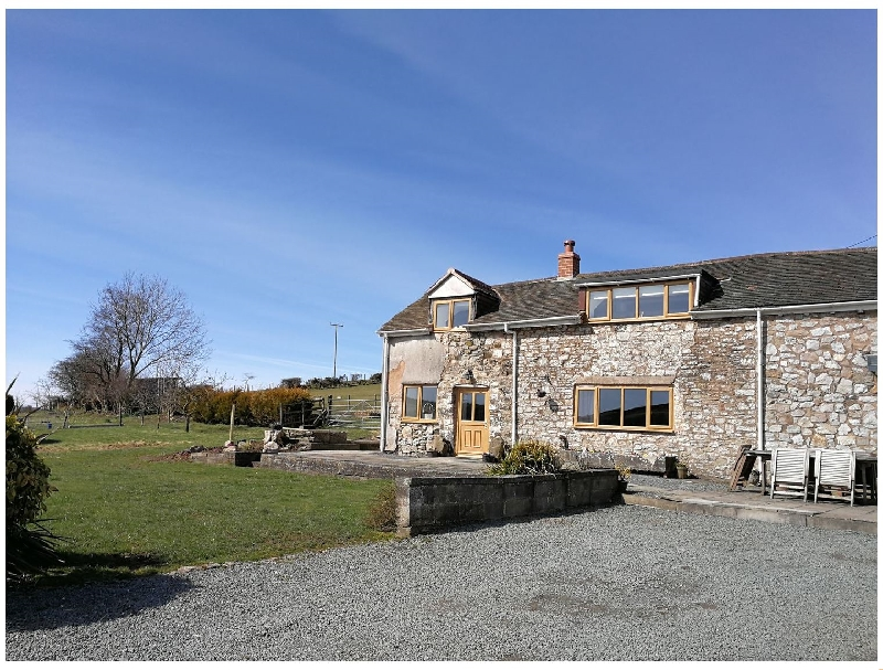 Nant-Isa a british holiday cottage for 4 in ,