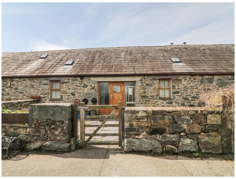 Beudy Mawr a british holiday cottage for 4 in ,