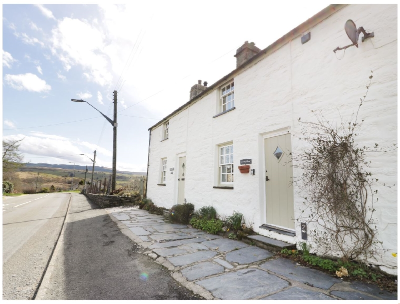 Tan y Rhos Cottage a british holiday cottage for 4 in ,