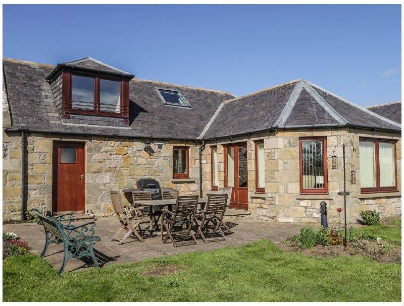 5 Williamston Steading a british holiday cottage for 6 in ,