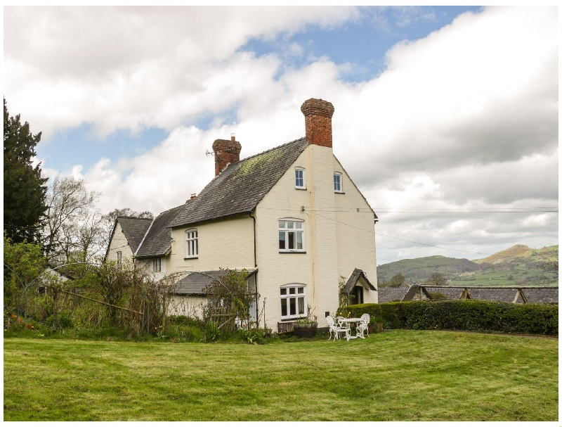 Broughton Cottage a british holiday cottage for 5 in ,