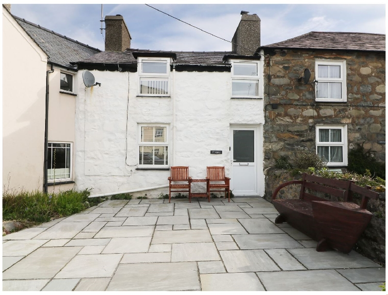 Ty Clyd a british holiday cottage for 5 in ,