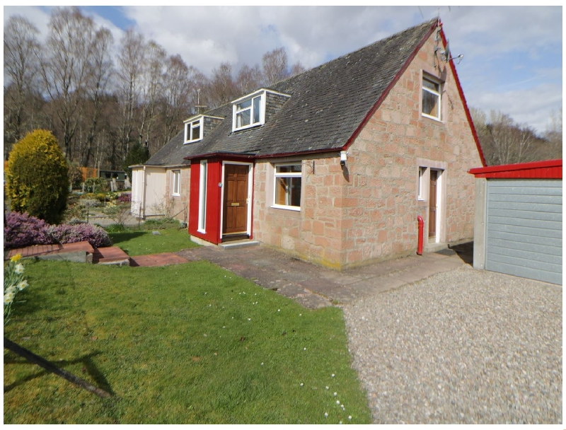 Corran Cottage a british holiday cottage for 6 in ,